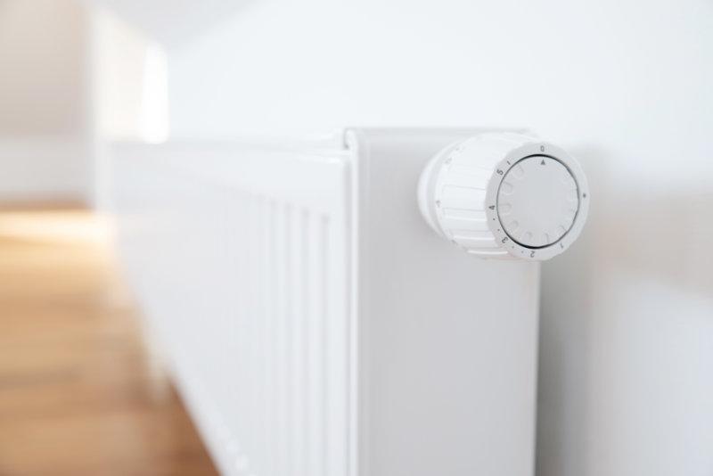 Faire le désembouage d'un radiateur